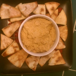 Salatet Hummus