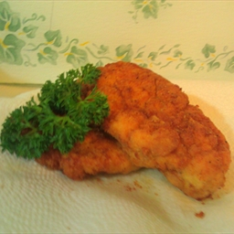 Saltine Fried Chicken
