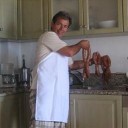 Sausages Mediterranean Style