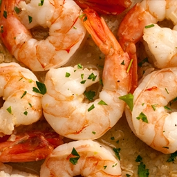 Savory Garlic Butter Shrimp Scampi