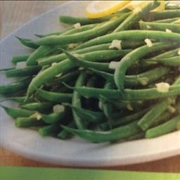 Savoury Braised Green Beens