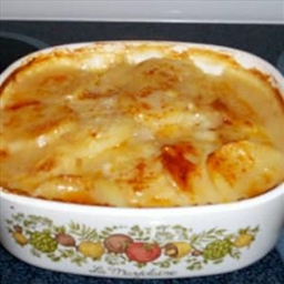 Scalloped Potatoes and Onions