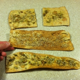 Seeded Cracker Bread