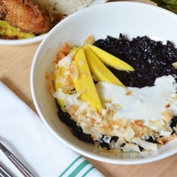 Selamat Pagi's Sticky Black Rice