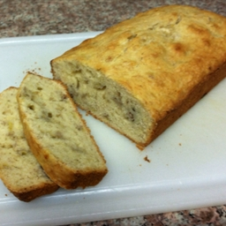 Shaker Banana Bread