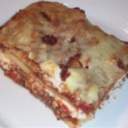 Sharons Lasagne