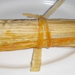 Shredded Meat Tamales