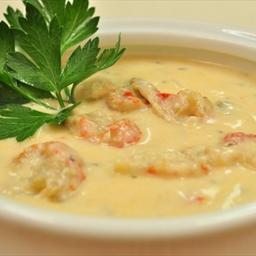 Shrimp and Crab Bisque