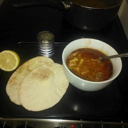shurba leebiya (Libyan soup)