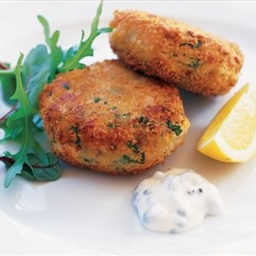 Simple Fish Cakes