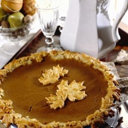 Simply the Best Pumpkin Pie