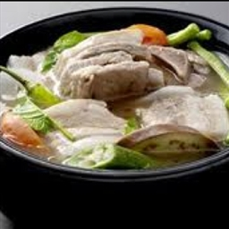 Sinigang Na Baboy (Pork in Sour Broth)