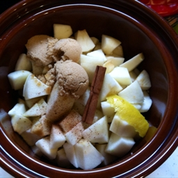 Slow Cooker Apple Sauce