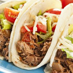 Slow-Cooker Beef Tacos