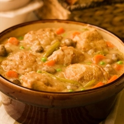 Slow Cooker Fall Chicken Stew