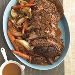 Slow-Cooker Pot Roast