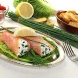 Smoked Salmon Rolls