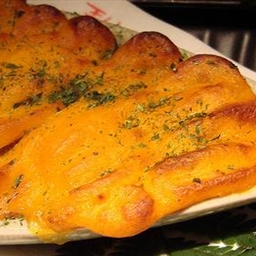 Smoked Chile Scalloped Sweet Potatoes