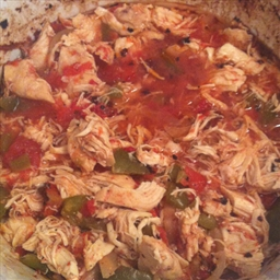 Slow Cooker Smoky Chipotle Chicken Tacos