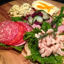 Smorrebrod (Open Faced Sandwiches)