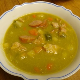 Snert — Dutch Pea Soup