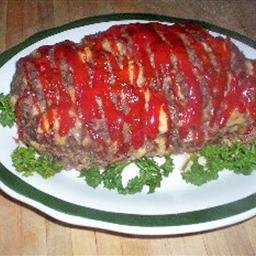 Soft, Moist Meatloaf