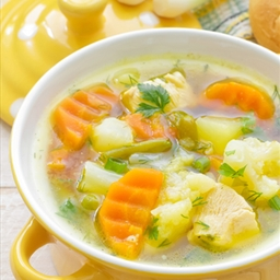 Soup (Allergy and Vegetarian Friendly)