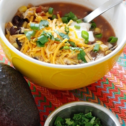 SOUP- CHICKEN- Chicken Tortilla Soup