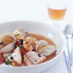 SOUP- SEAFOOD- San Francisco Seafood Stew