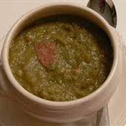 Soup - Split Pea Soup with Ham Hocks