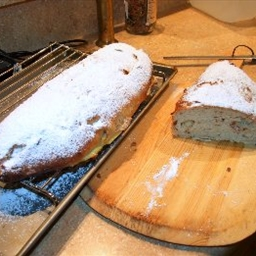 Sourdough Dresden-Style German Stollen