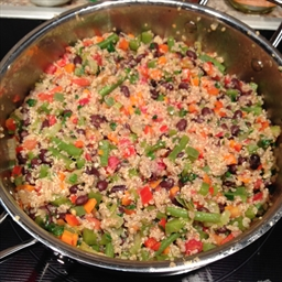Southwest Quinoa Super Food