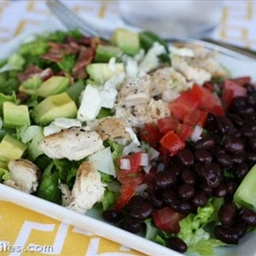 Our Best Bites Southwestern Cobb Salad