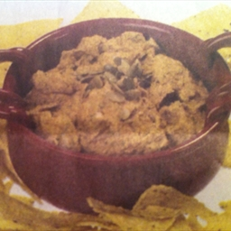 Southwestern Pumpkin Hummus