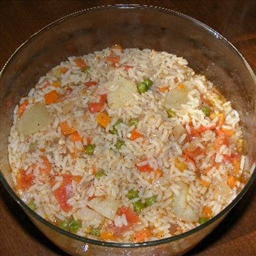 Spanish Rice (From Guatemala)