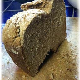 Spelt Bread Using Bread Machine