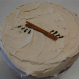 Spiced Buttercream Frosting