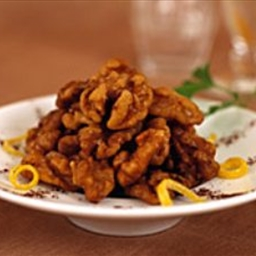 Spiced California Walnuts