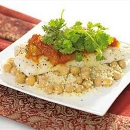 Spicy Moroccan Fish