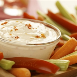 Spicy Vegetable Dip