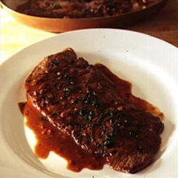 Steak Diane - Aunt mags
