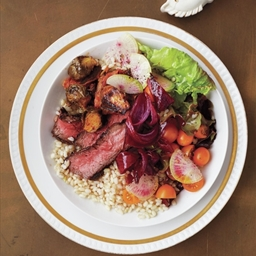 Steak Health Bowl Salad
