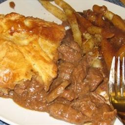 Steak & Kidney Pie (antionette's)