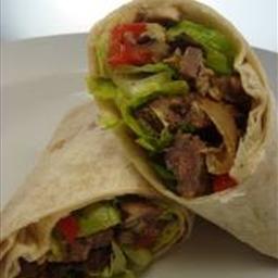 Steak Wraps