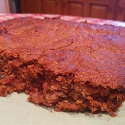 Moist Date Cake