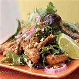 Stir-Fried Chicken Salad