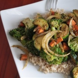 Stir-fried Veggies