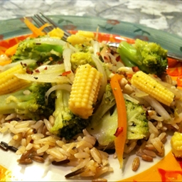 Stir-Fried Veggies