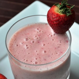 Strawberry-Banana Smoothie