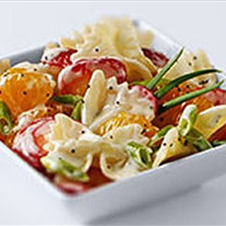 Strawberry Orange Pasta Salad